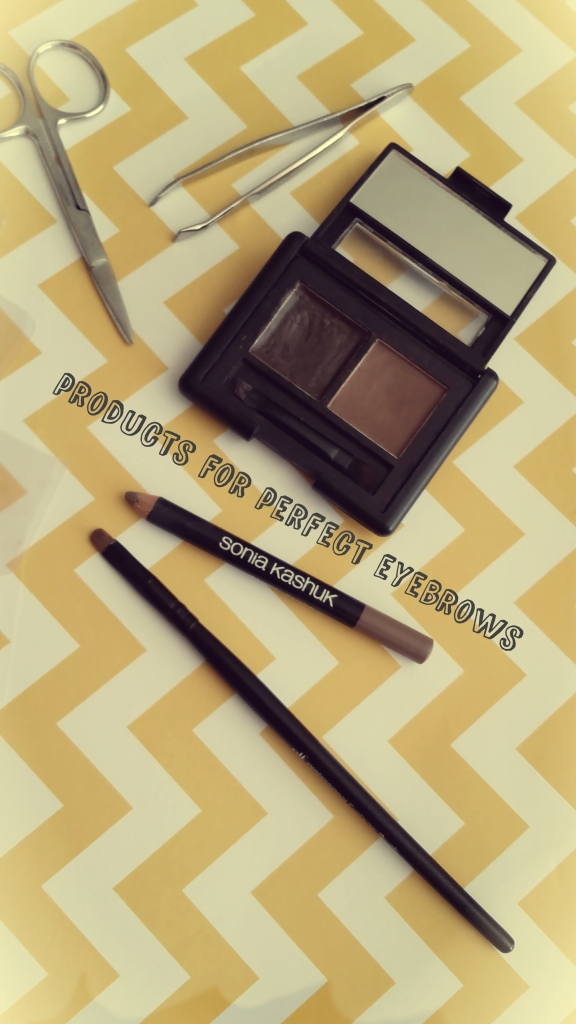 Products for Perfect Eyebrows