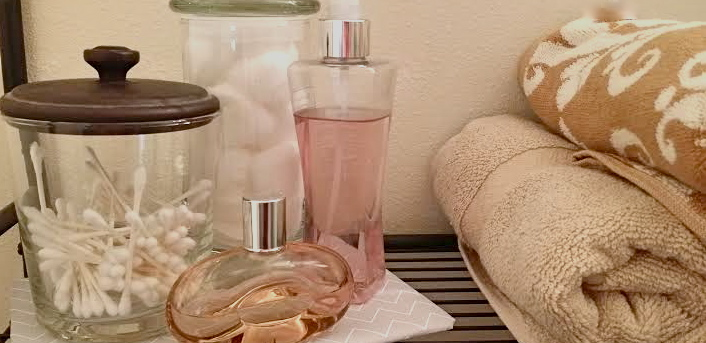 Perfume Holder DIY 2