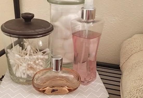 Bathroom Storage DIY Perfume Holder