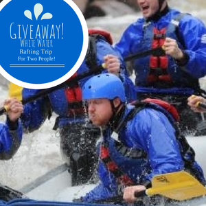 Win A White Water Rafting Trip