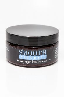 smooth naturals amazing argan treatement