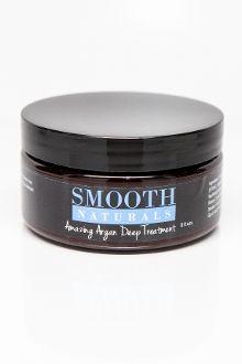 smooth naturals amazing argan treatement