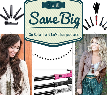 how to save on bellami and nume products