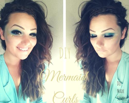 How To Get Mermaid Curls