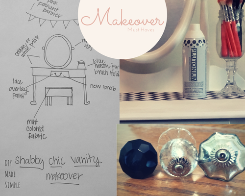 Makeover Must Haves