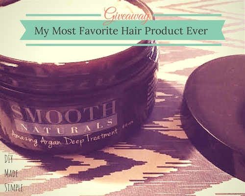 Giveaway of the best hair product ever