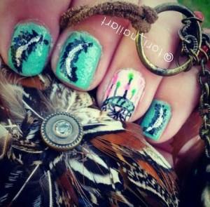 Manicure giveaway Rexburg