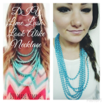 Lime Lush Look Alike Necklace