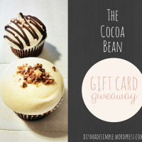 The Cocoa Bean Cupcake Review and Giveaway