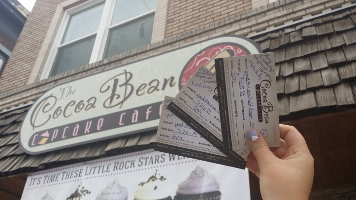 cocoa bean gift card giveaway