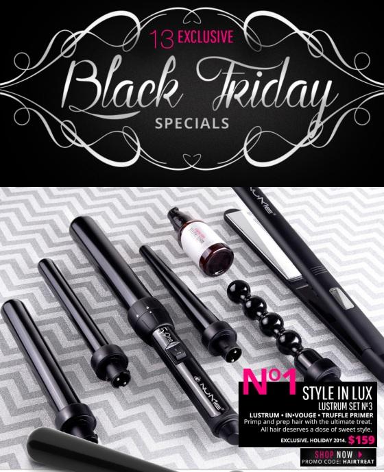 all black friday specials