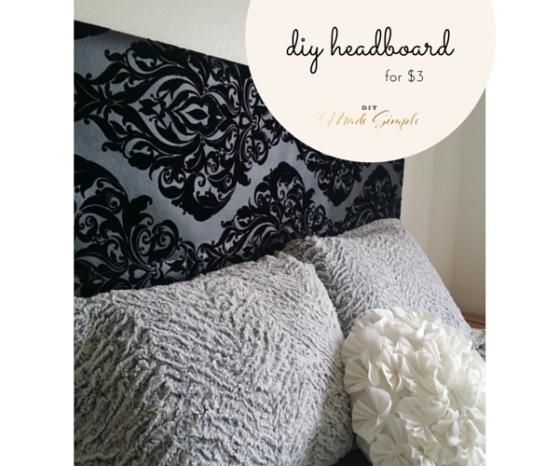 diy headboard tutorial