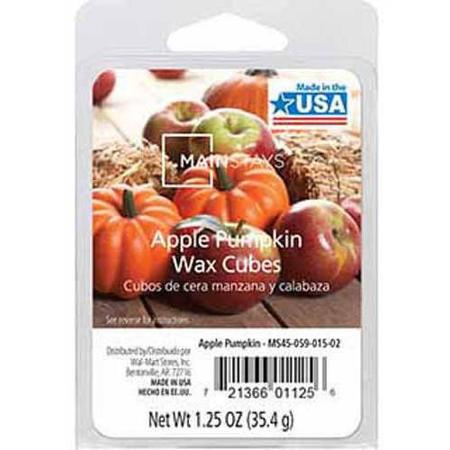 apple pumpkin wax melts