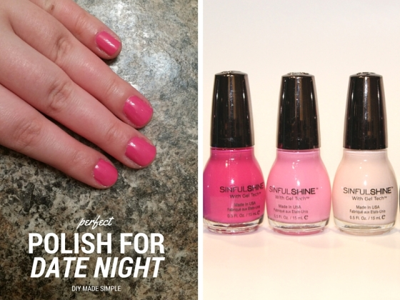 perfect polish for date night