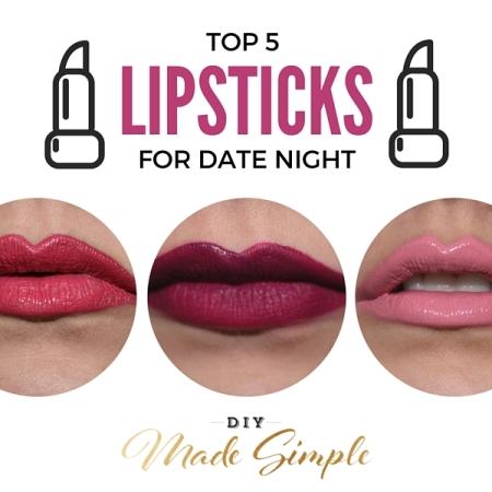 top lipstick colors