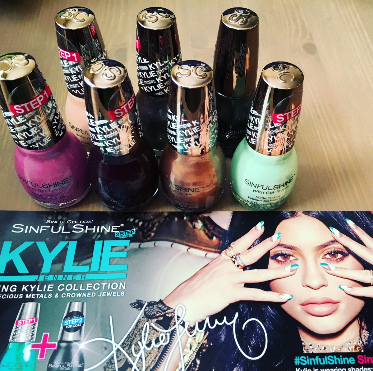Kylie Jenner Polish By Sinful Colors