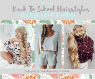 Top back to school hairstyles