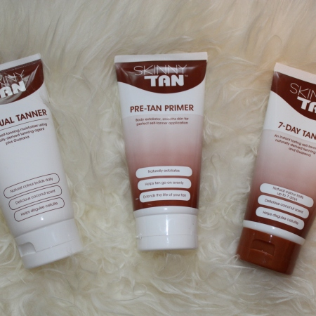 Skinny Tan Review with before and after pictures