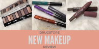 new drugstore makeup review