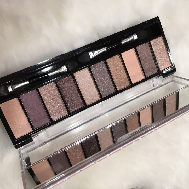 Hard Candy Top 10 Satin Palette