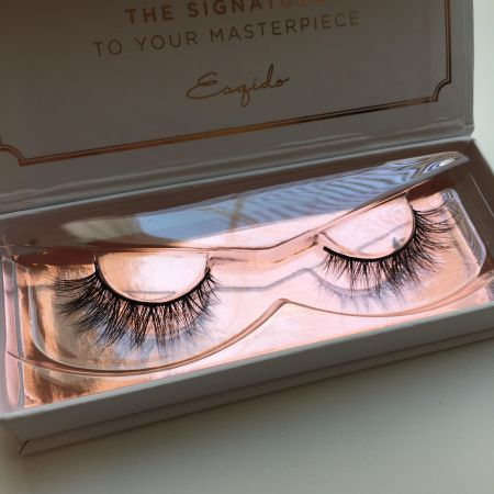 mink lashes from esquito