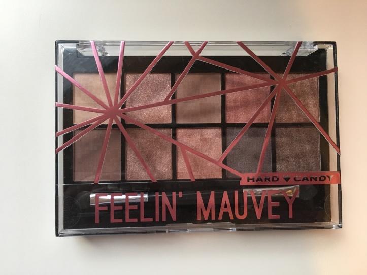 Feelin' Mauvey Look Pro! Eyeshadow Palette