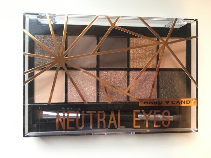 Neutral Eyes, Look Pro! Eyeshadow Palette
